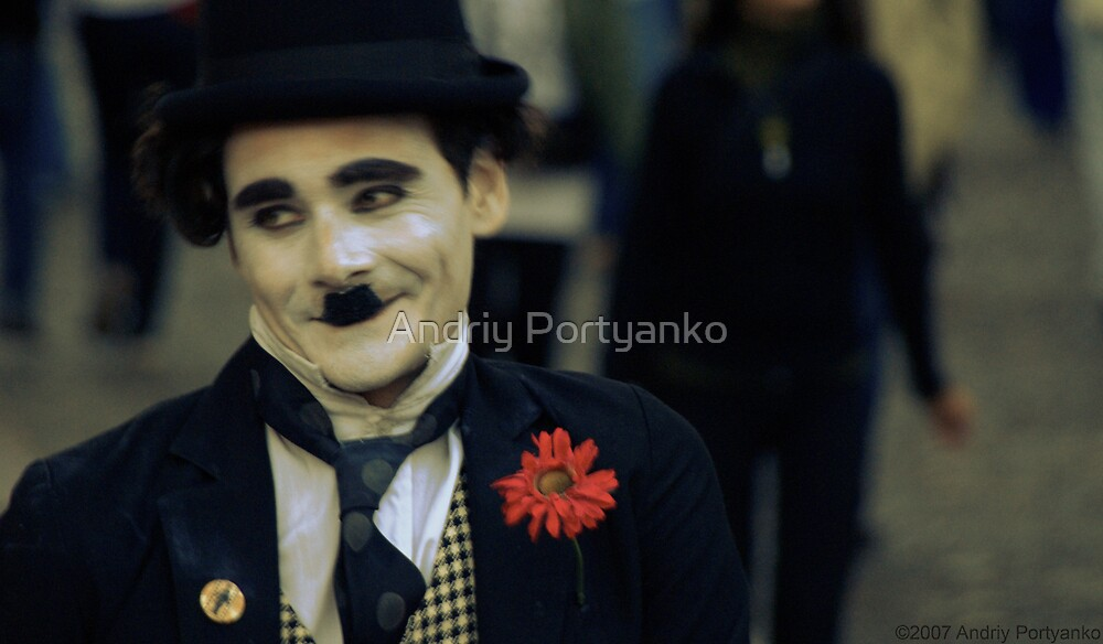 Charlie by Andriy Portyanko