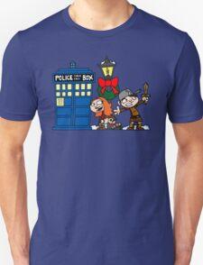 Raggedy-man Christmas! Unisex T-Shirt