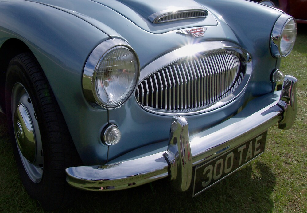 Austin Healey by Paul Tremble
