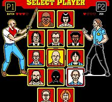 8 Bit Pulp by Tom Burns