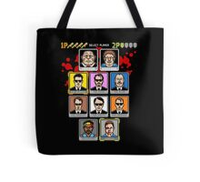 8 Bit Reservoir Tote Bag