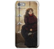 Engorgio - Three Broomsticks iPhone Case/Skin