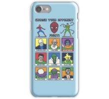 8 Bit Spider Fighter iPhone Case/Skin