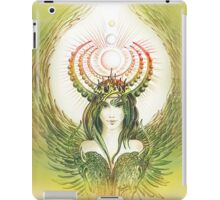"""THE CAPRICORN"" - Protective Angel for Zodiac Sign iPad Case/Skin"
