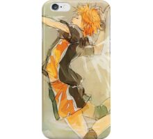 Haikyuu!! Spike iPhone Case/Skin