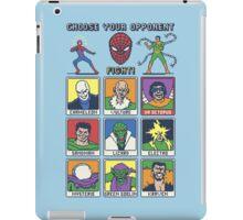 8 Bit Spider Fighter iPad Case/Skin