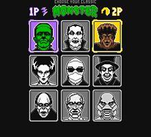 8 Bit Monsters Unisex T-Shirt