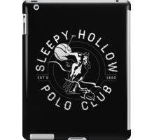 Sleepy Hollow Polo Club iPad Case/Skin