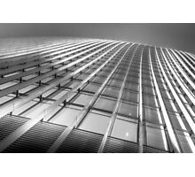 The Walkie Talkie Abstract Photographic Print