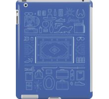 Lebowski Elements iPad Case/Skin