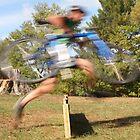 Running The Barriers by JKunnen