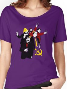 The Communist Party (variant) Women's Relaxed Fit T-Shirt