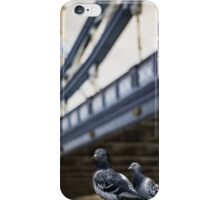 Meet the Tourists iPhone Case/Skin