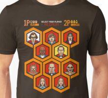 8 Bit Shining Unisex T-Shirt