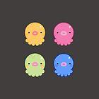 Octopus! by banafria