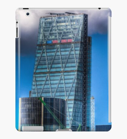 The Cheese Grater London iPad Case/Skin