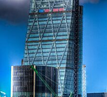 The Cheese Grater London by DavidHornchurch