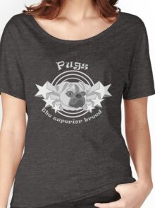 Pugs Women's Relaxed Fit T-Shirt