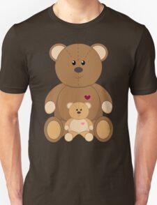 TWO TEDDY BEARS T-Shirt
