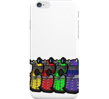 Beware the Daleks! iPhone Case/Skin