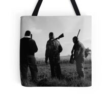 Gone Shooting Tote Bag