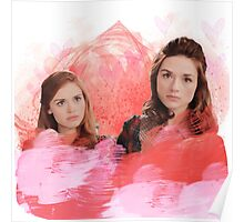 Can You Not? || Allydia Poster