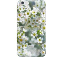 Watch over me  iPhone Case/Skin