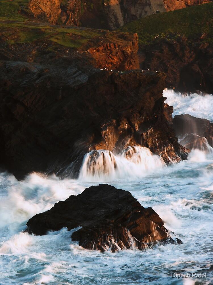 Rough Seas by Dipesh Patel