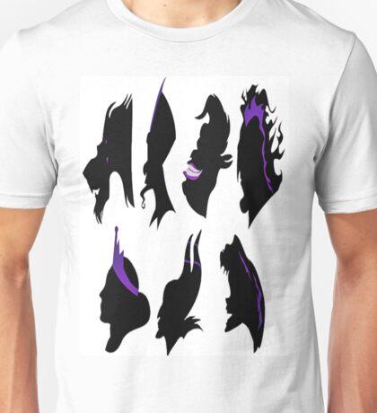villian love Unisex T-Shirt