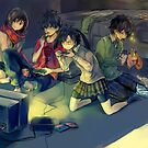 Kagepro - Gaming by banafria