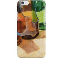 Broken Bottles iPhone Case/Skin