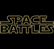 Space Battles by Tom Burns