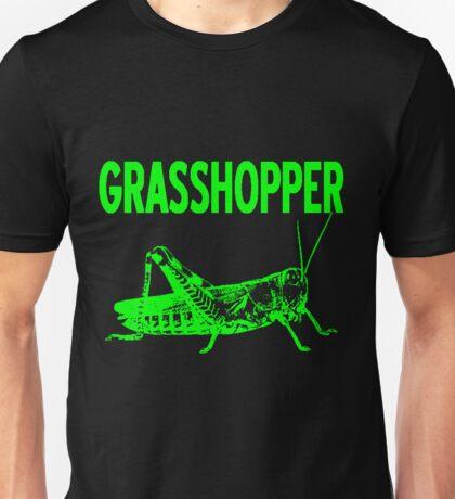 GRASSHOPPER-2 Unisex T-Shirt