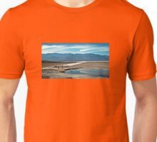 Badwater Basin, Death Valley National Park, California Unisex T-Shirt