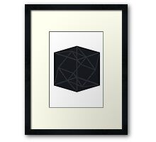 TesseracT Framed Print