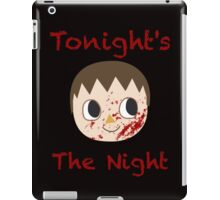 Animal Crossing Dexter Villager iPad Case/Skin