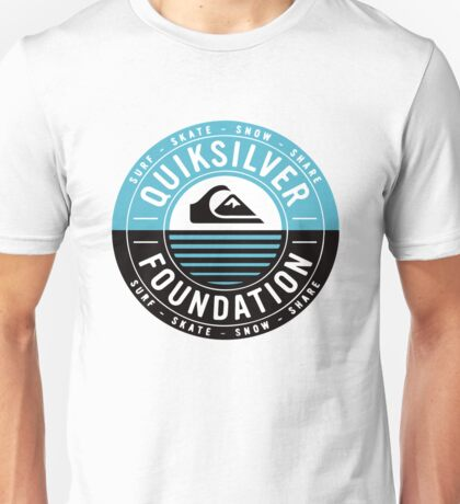 QCK SILVER Unisex T-Shirt