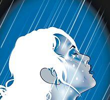 Rain Girl by Gunter Photography