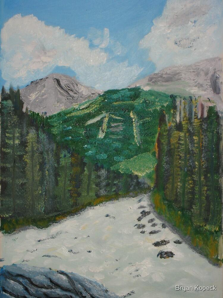 Rolling River by Bryan Kopeck