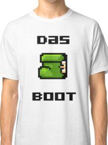 Mario Boot Classic T-Shirt