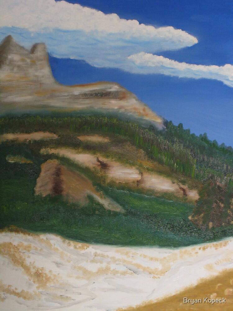 Big Mountain by Bryan Kopeck