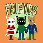 Whim's Friends by BATKEI