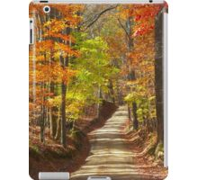 Sunny Fall Day iPad Case/Skin