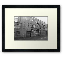 001 - A Series - 03 Framed Print