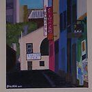Corrs Lane by Joan Wild