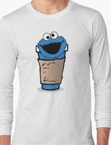 COFFEE MONSTER.  Long Sleeve T-Shirt