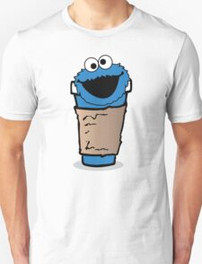 COFFEE MONSTER.  Unisex T-Shirt