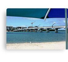 Paradise Point. Gold Coast Australia Canvas Print