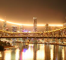 Brisbane Riverfire 2007 by Grahame Clark