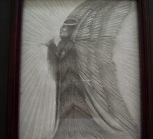 Native Angel by dtottenart